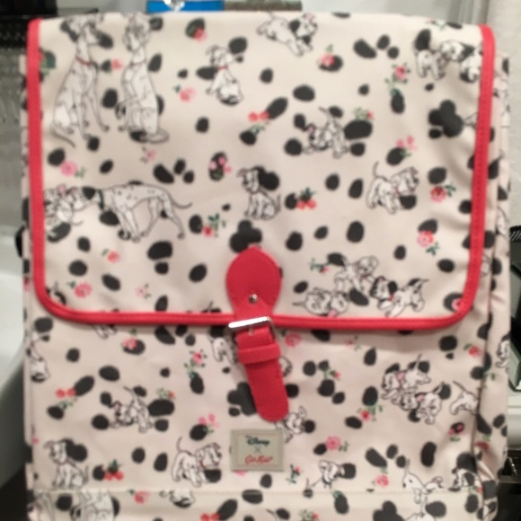 16d0f0c4945 New 101 Dalmatians Backpack Not in USA